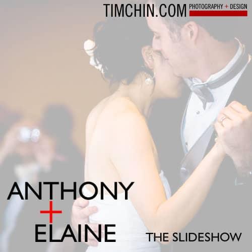 Anthony + Elaine ~ November 17th, 2007