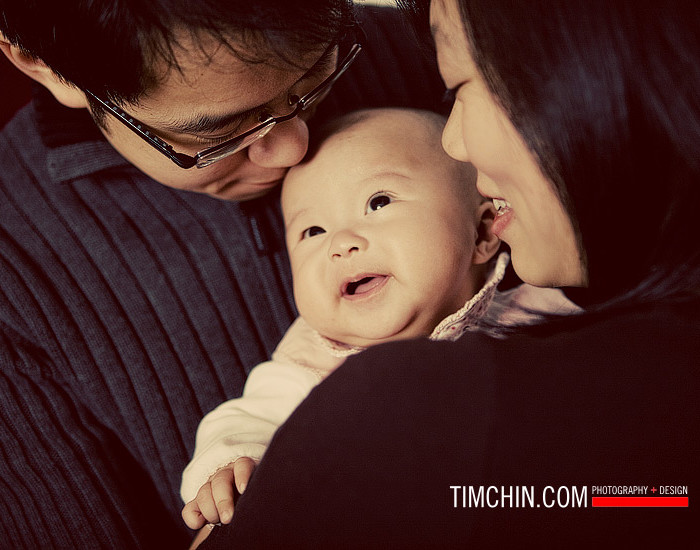Baby Love: Wilbur and Carole's Family Shoot