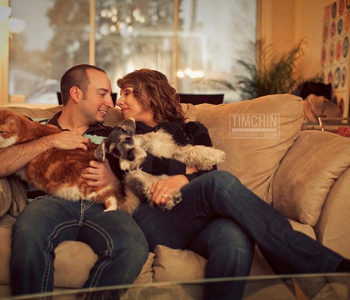 Ingrid + Billy: Engaged!