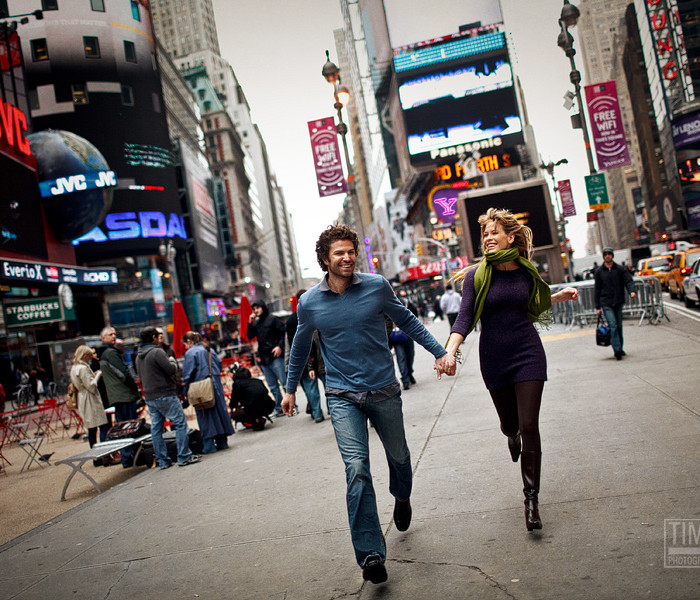 Shane + Christina in NYC plus a shout-out!