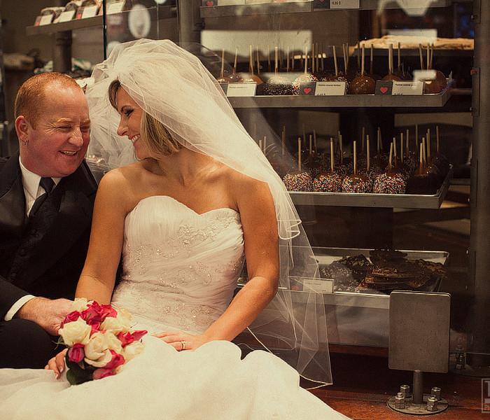Theresa + Jason: Married!