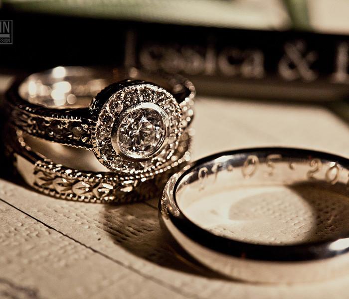 J+E: Married!