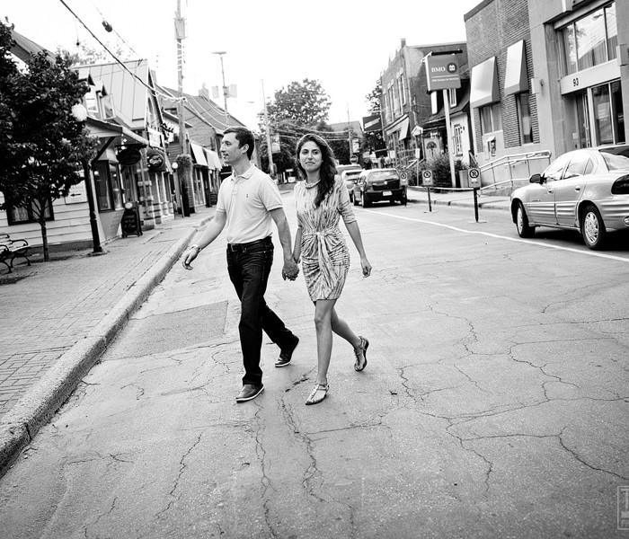 Chiara+David: Engaged! | Montreal Engagement Photography