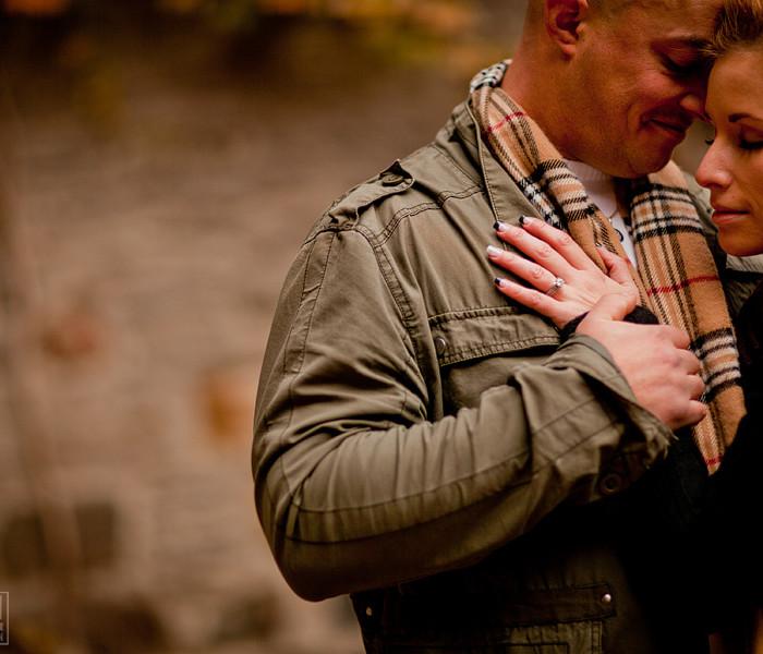 Tina+Franco: Engaged! | Montreal Engagement Photography