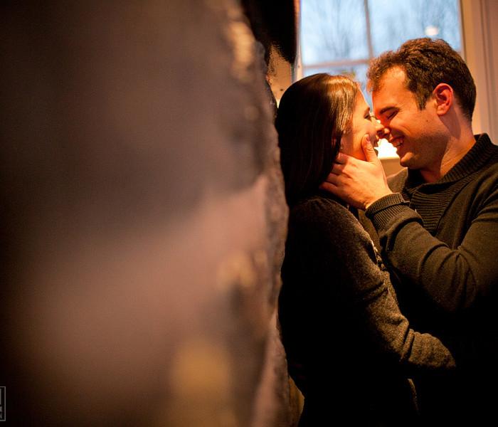 Ellen+Ryan: Engaged!   Montreal Engagement Photography