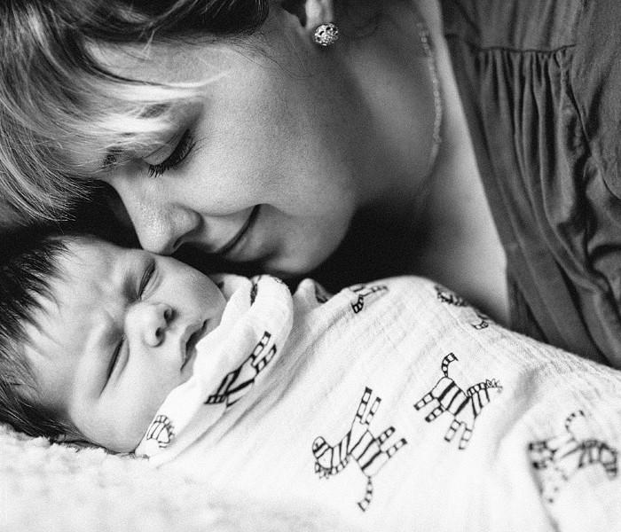 Baby Stella | Montreal Newborn Photography