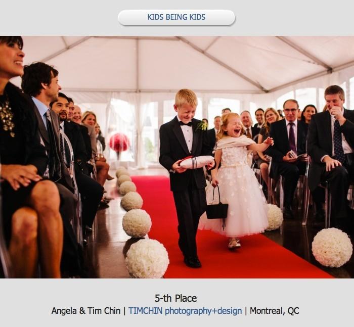 Recent awards! | Montreal wedding photography
