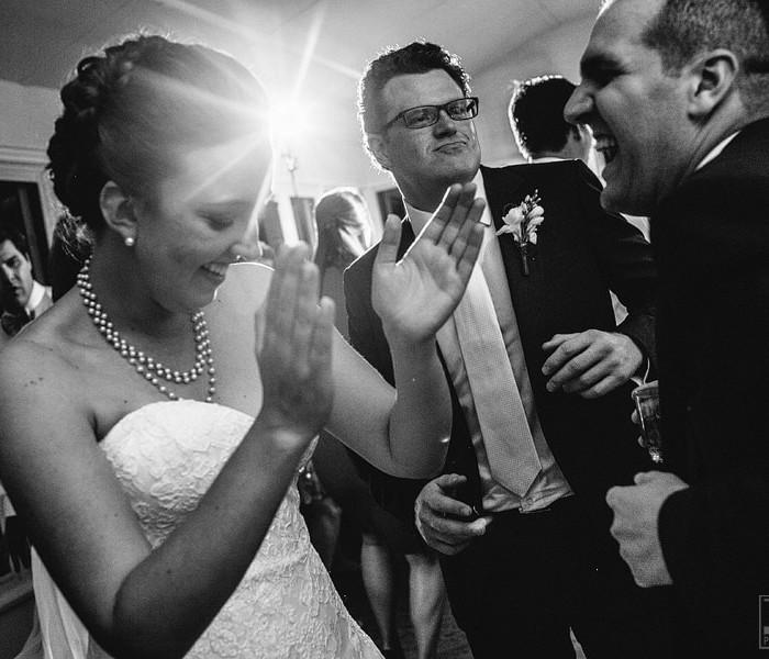 Shannon & Ben Married!   Magog Wedding Photography