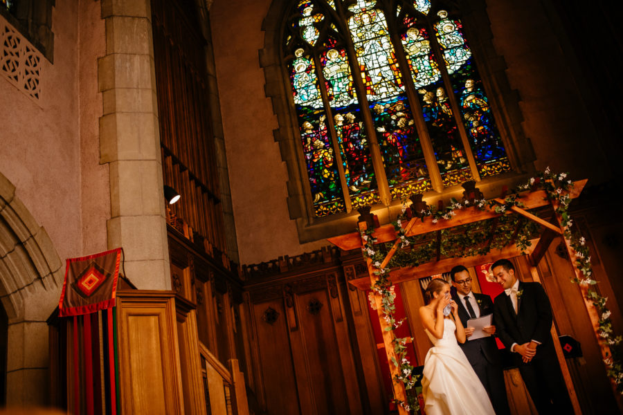 Go Ahead and be Fully Present | Montreal Wedding Photographer