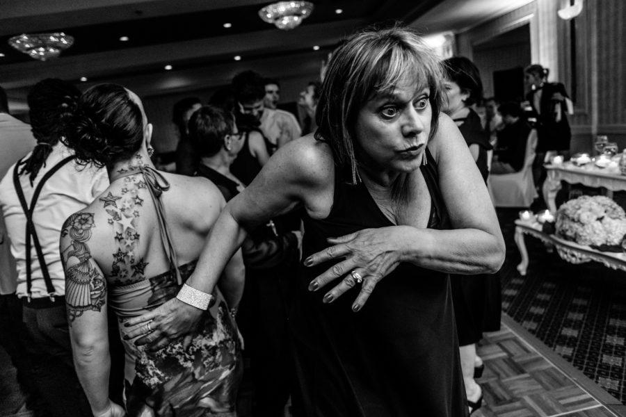 Dance Like Nobody's Watching | Montreal Wedding Photographer
