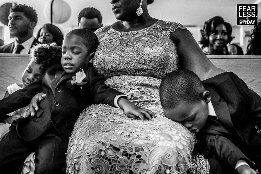 Kids Will Be Kids | Montreal Wedding Photographer